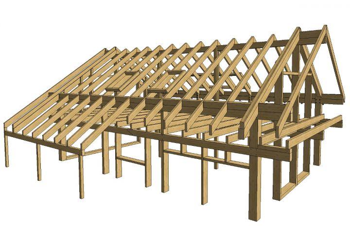 Glulam Structures Cullen Timber Design